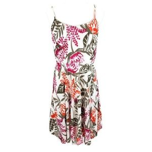 Old Navy - spaghetti straps floral dress
